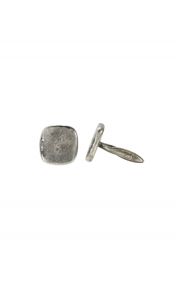 Silver Signet Cuff Links product image