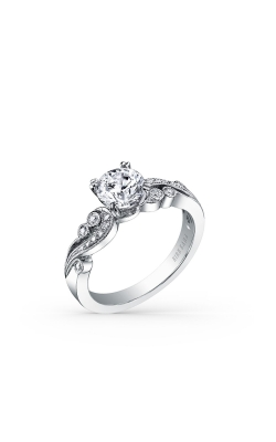 Angelique Engagement Ring K1250DC-R product image