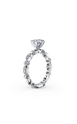 Dahlia Engagement Ring K1270DC-R product image