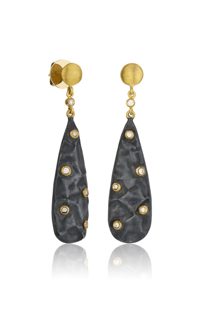 Lika Behar Crush Style Dangle Earrings product image