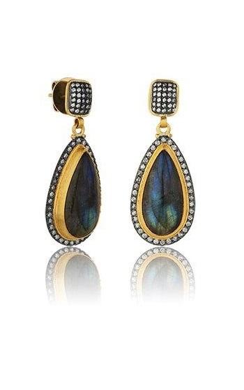 Lika Behar Nightfall Labradorite Earrings product image