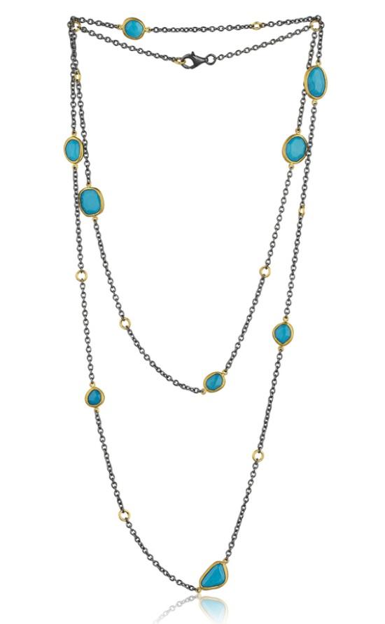 Lika Behar Katya Turquoise Necklace product image