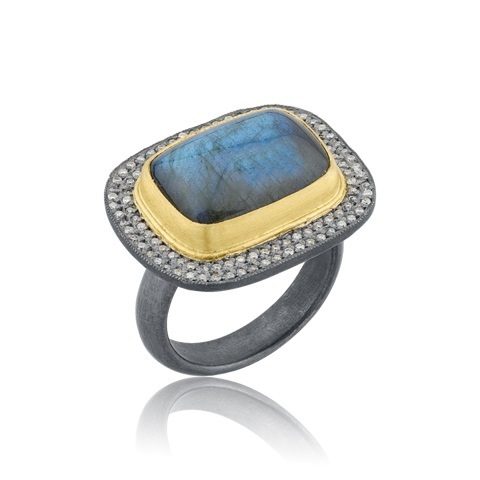 Lika Behar Nightfall Labradorite Ring product image