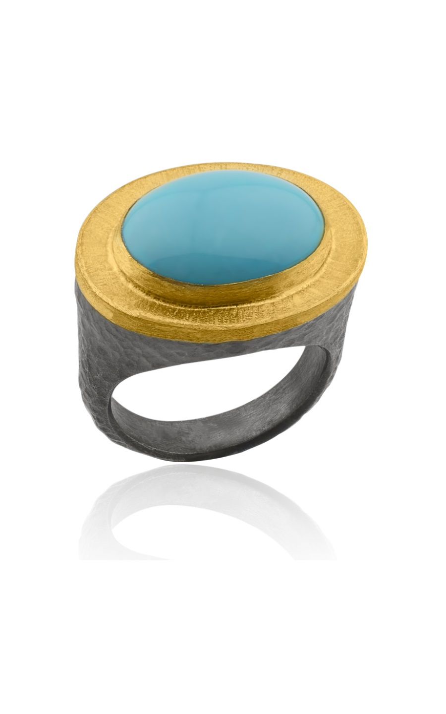 Lika Behar Turquoise Pompeii Ring  product image