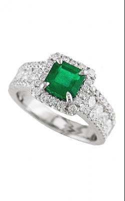 Morgans Emerald Ring ALC-13405 product image