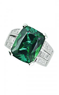 Morgans Indicolite Tourmaline Ring ALC-13775 product image