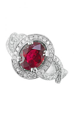Morgans Ruby Ring ALC-13859 product image