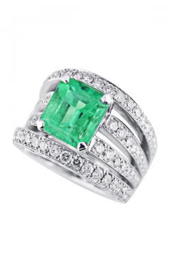 Morgans Emerald Ring ALC-15945 product image