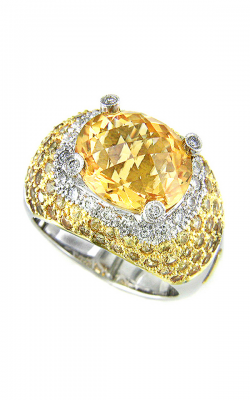 Morgans Citrine Ring ALC-2078 product image