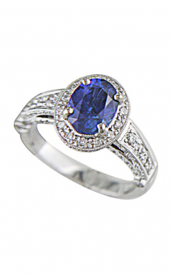 Morgans Sapphire Ring ALC-5207 product image