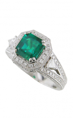 Morgans Emerald Ring ALC-9174 product image