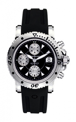 MONT BLANC SS SPORT AUTOMATIC CHRONOGRAPH product image