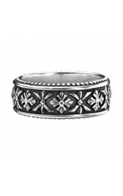 SCOTT KAY STERLING SILVER UNKAGED RING product image