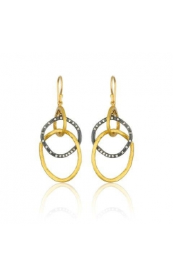 Silver Earrings STE-23394 product image