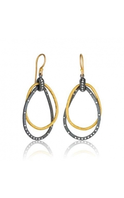Silver Earrings STE-24262 product image