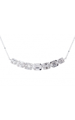 Morgans Invisible Set Necklace APD-27870 product image