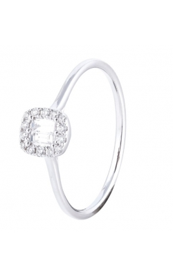 Morgans Small Baguette Diamond Ring ALD-27874 product image