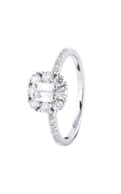 Morgans Large Baguette Diamond Ring ALD-27875 product image