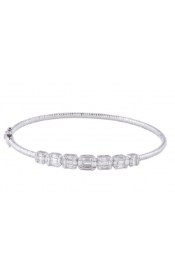 Morgans Invisible Set Bangle AB3-27890 product image