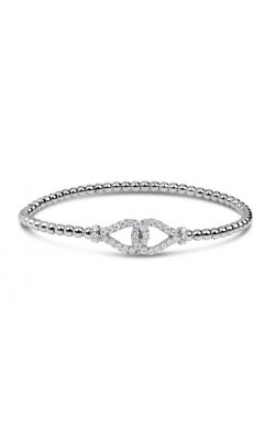 Morgan's Diamond Beaded Bangle HBB0643 product image
