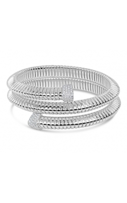 Morgan's Coiled Diamond Bangle HBB23 product image