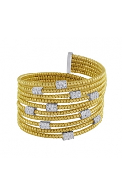 Morgan's Coiled Tubogas Bangle HBBTBG-3F3 product image