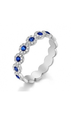 Morgan's Stackable Sapphire Band ALC-28652 product image