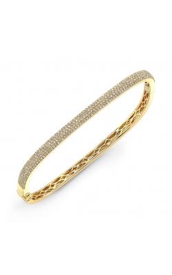 Morgan's Jewelers Pave Bangle AB2-25653 product image