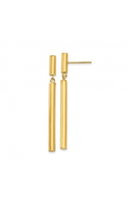 GOLD BAR DANGLE EARRINGS GE1-27425 product image