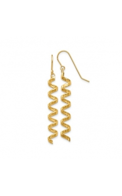 FANCY SPIRAL DROP EARRINGS GE1-27426 product image