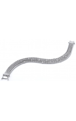 Norman Covan 5 Row Diamond Bracelet NCB1744 product image