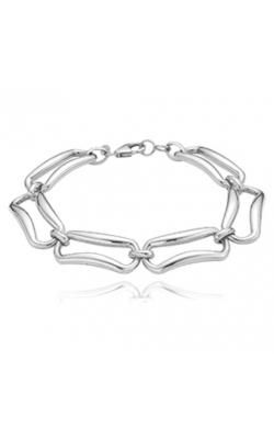 Morgans Rectangular Tube Link Bracelet 45707 product image