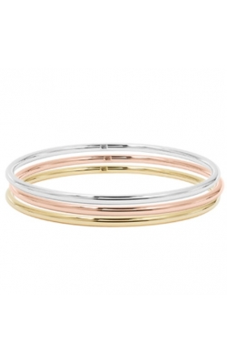Morgans Tricolor 3mm Classic Bangle Set 4533 product image