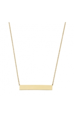 Morgans Small Bar Necklace Pendant product image
