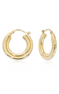 Morgans Two Layer Mini Hoops product image