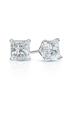 Diamond Studs Earrings 14KW4P1.00TWP product image