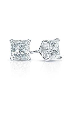 Diamond Studs Earrings 14KW4P0.50TWP product image