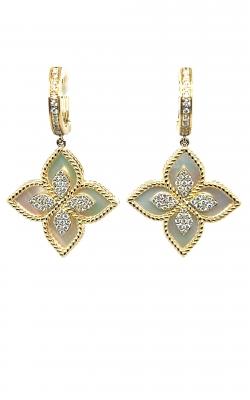 MOP Petal Earrings AEC-30805 product image