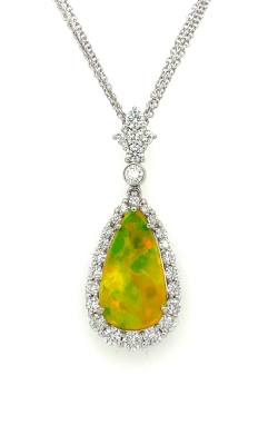 Opal and Diamond Pendant APC-22824 product image