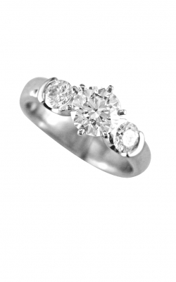 3 STONE ENGAGMENT RING ASW-11343 product image