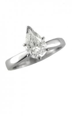 Pear Shape Solitaire ASW-12292 product image