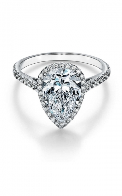 Pear Shape Engagement Ring ASW-25241 product image
