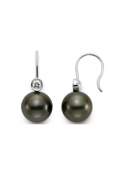 Mastoloni Sorrento Pearl Earrings E2907B-8W product image