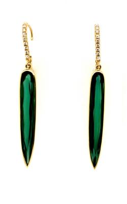 Kimberly Collins Tourmaline Dangle Earrings AEC-29541 product image