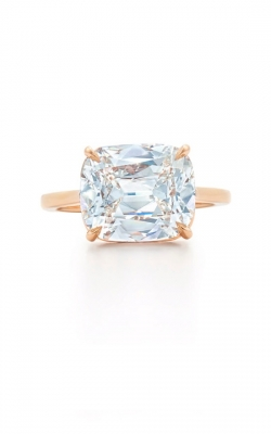 Sideways Cushion Solitaire  product image