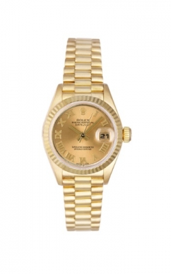 Pre-Owned ROLEX LADIES PRESIDENT product image