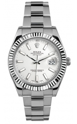 Pre-Owned 18KW/SS Datejust 41 product image