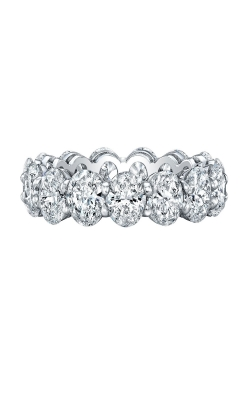 Oval Diamond Eternity Band AWL-29914 product image