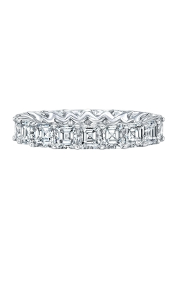 Asscher Cut Diamond Eternity Band product image
