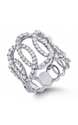 OVAL LINK FASHION RING ALR-12535 product image